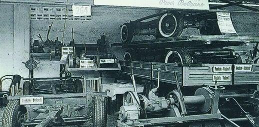Lochmann cabine for Lochmann rimorchi usati
