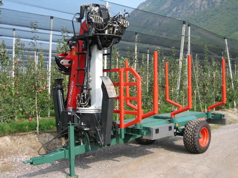 2500 euro rimorchio agricolo usato gp 30r vendita usato for Lochmann rimorchi usati