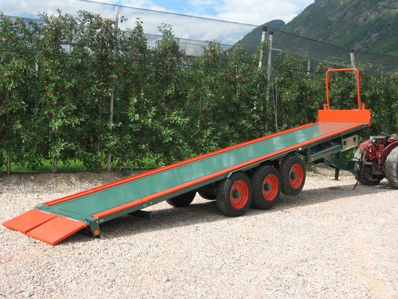 Produkte lochmann fahrzeugbau anh nger f r traktoren for Lochmann rimorchi usati